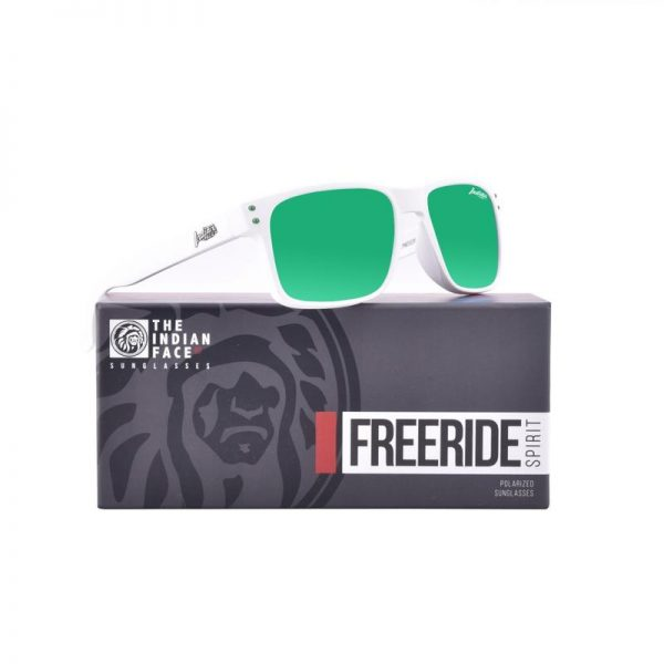 GAFAS SOL FREERIDE SPIRIT WHITE