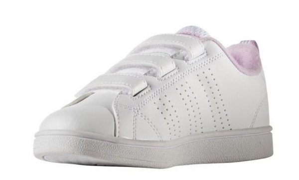 ADIDAS VS ADVANTAGE CLEAN COMFORT C BLANCO-ROSA