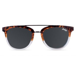 GAFAS SOL NOOSA TORTOISE WITH LINE-NEGRO