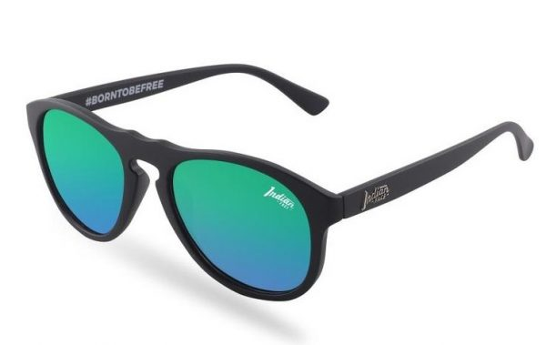 GAFAS SOL EXPEDITION BLACK/GREEN