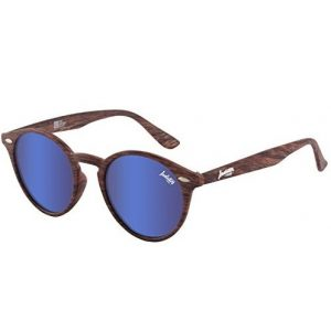 GAFAS SOL THE INDIAN FACE BROWN WOODEN
