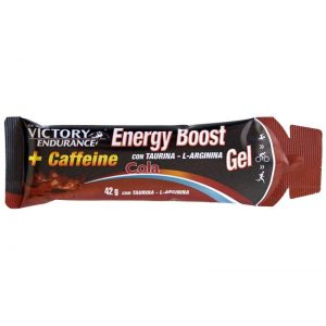 GEL ENERGY BOOST VICTORY ENDURANCE CAFEÍNA COLA