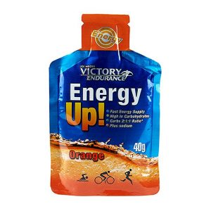 GEL VICTORY ENDURANCE ENERGY UP! NARANJA