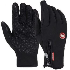 GUANTES B-FOREST WINDS GLOVES BF NEGRO
